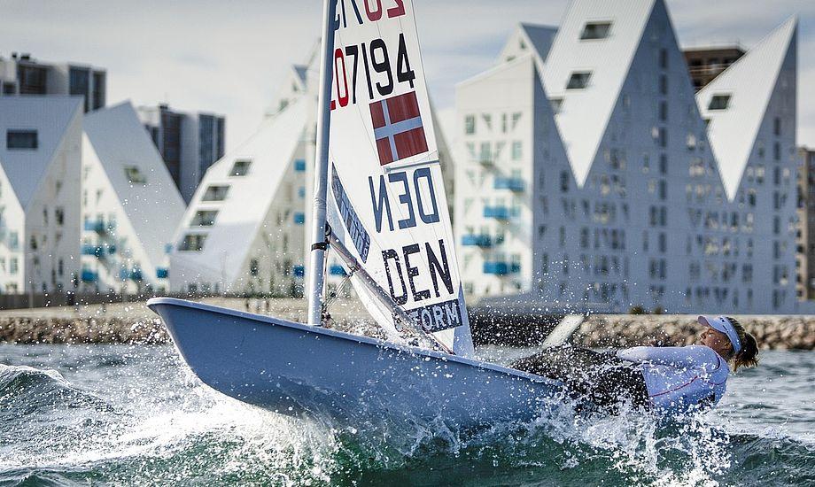 I Danmark er E.ON mest kendt for sit arbejde med elbiler og ladenetværk, men selskabet arbejder også på ekspertniveau med biogas og vindmøller. PR-foto
