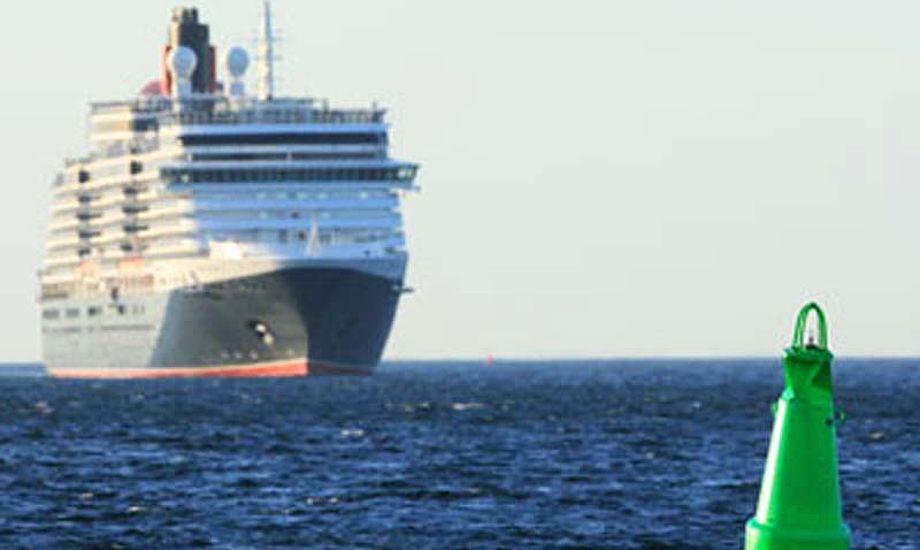 Her er foto fra Drogden. Foto: Søfartsstyrelsen