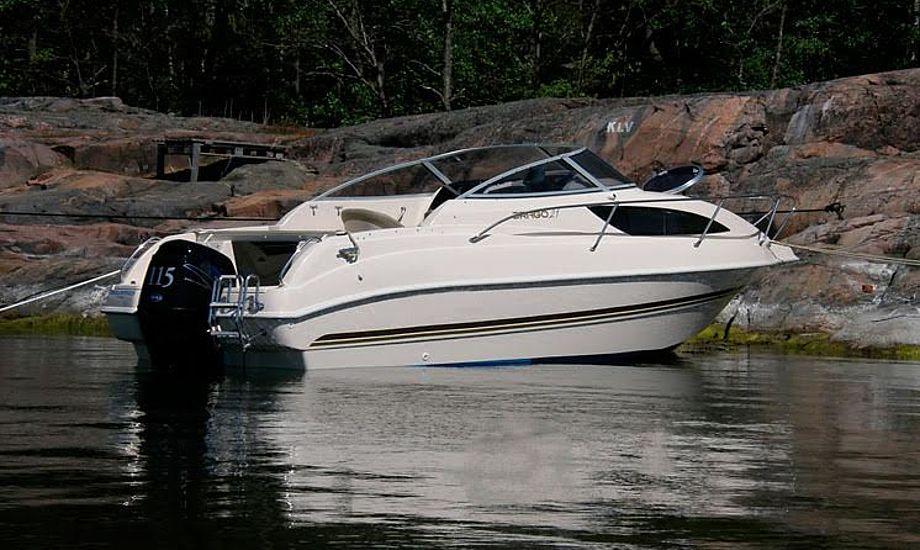 Snart er Drago Boats igen at finde hos Bådhuset. Foto: Drago Boats