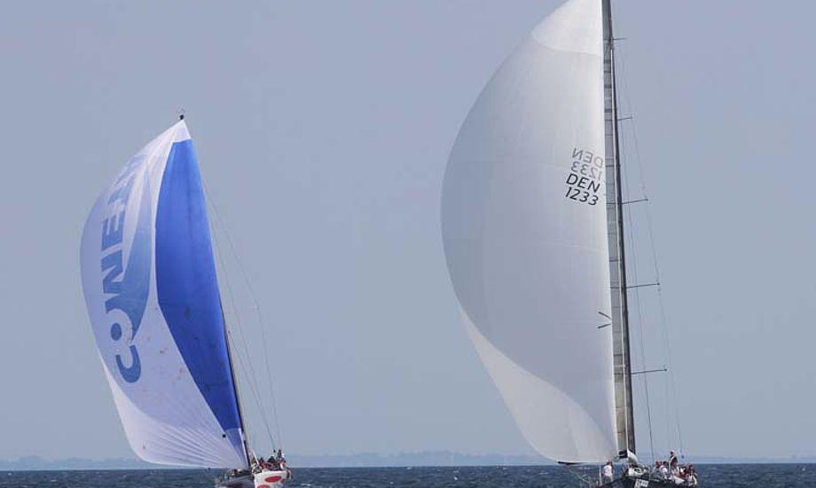 Arkivfoto fra Big Boat Challenge i Kerteminde i 2011. Foto: Troels Lykke