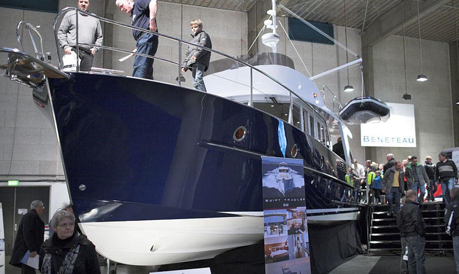 Fredericia Messecenter forventer igen stor publikumstilstrømning, når Boat Show 2011 løber af stabelen over to weekender sidst i februar og først i marts 2011.