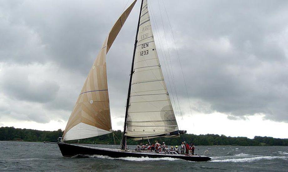 X-One har nu sejlet i Flensborg blandt 60 X-Yachts.
