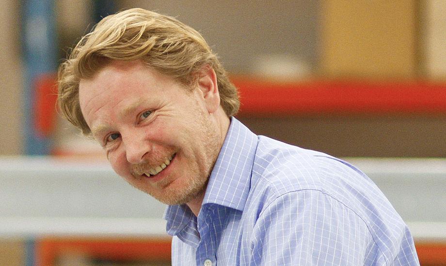 Eivind Bøymo-Malm, 43, bliver chef for Elvstrøm Sails i Sverige. Kontoret åbner i 2013 i Fiskebäck, der er central placeret i skærgården lige udenfor Göteborg.
