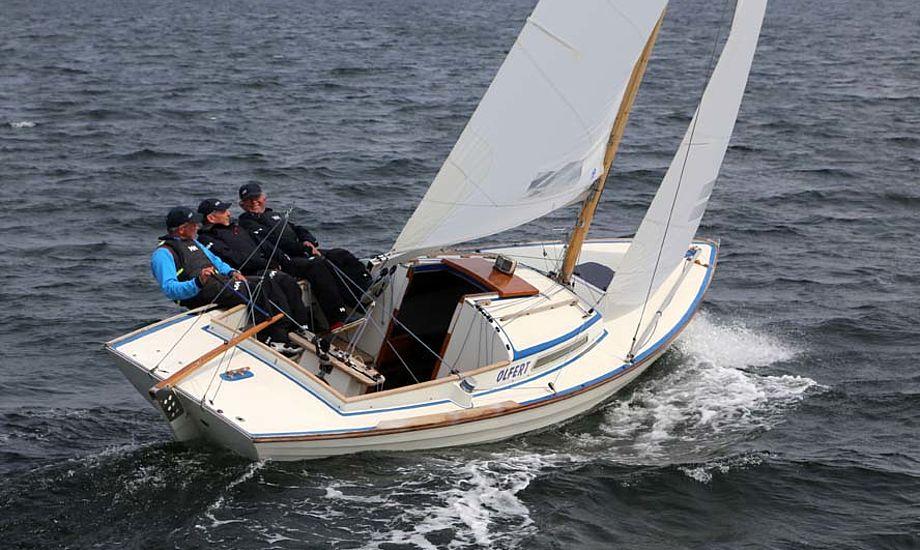Heines Nielsen og mandskab fra Kolding er blandt favoritterne i Aarhus. Foto: Troels Lykke