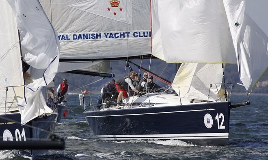 club Swan 42 med kdy-sejlere
