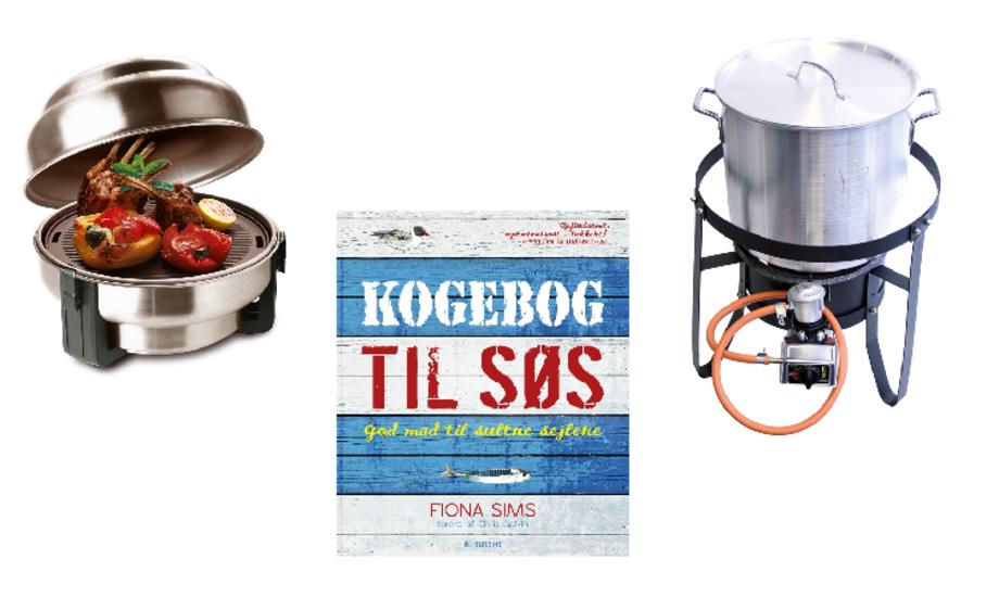 Disse produkter kan hæve madkvaliteten på sommertogtet.