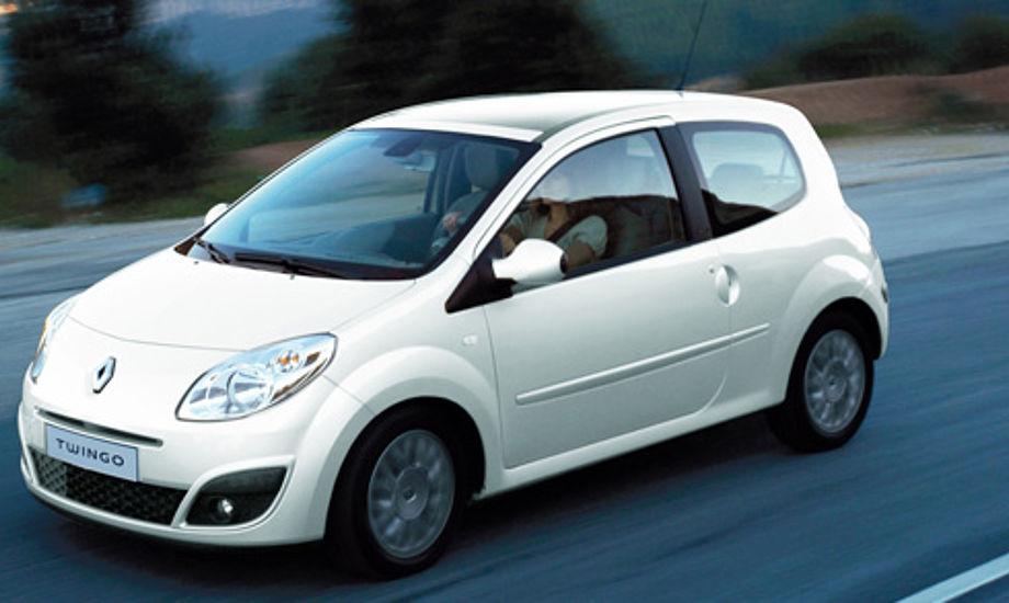 Få denne franske Renault Twingo med i handlen. Foto: sejlerliv.dk