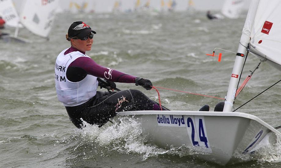 Anne Marie Rindom fik en 7.plads ved EM i Dublin. Arkivfoto