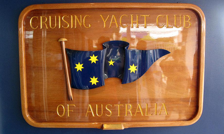 Motorbåde ingen adgang her i Sydney. Foto: Troels Lykke