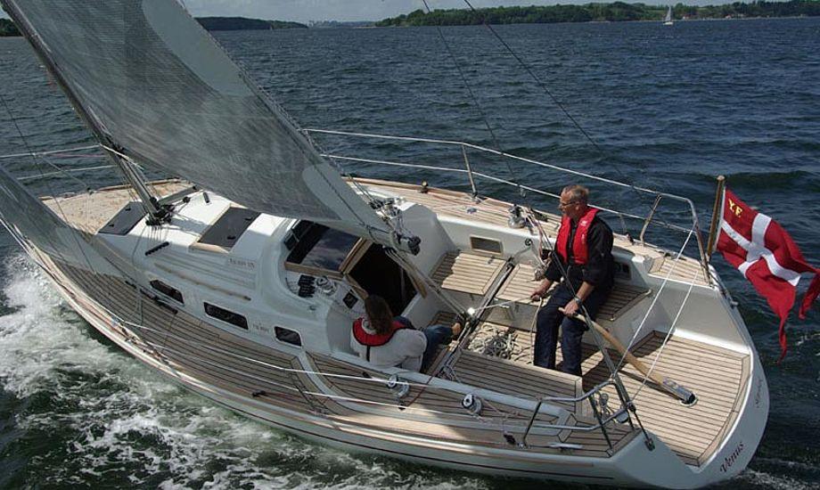 Sverige er et dejligt sted for tursejlere, men det kniber med havnepladser. Foto: Troels Lykke
