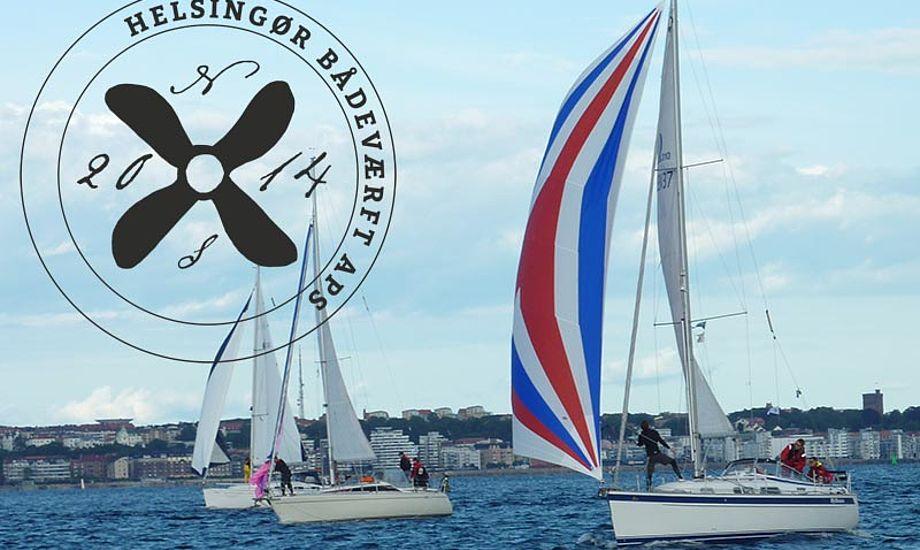 På bare otte måneder har de to unge skibsbyggerlærlinge fået Helsingør Bådeværft ApS op at stå.