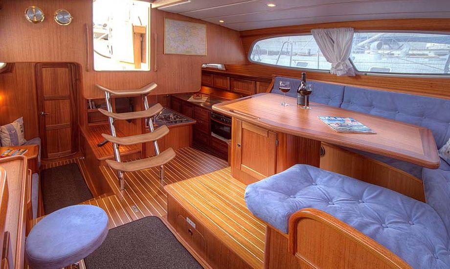 Pris uden sænkekøl for Nordship 430 DS Classic, er fra 4.765.000 kr.