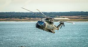 EH101 redningshelikopter