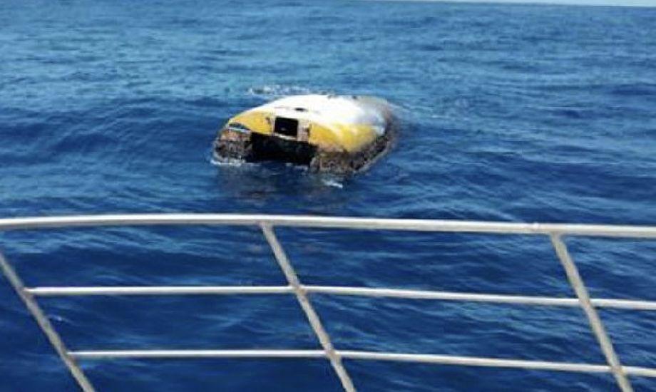 Det lykkedes 2. januar at identificere båden som 'Wild Eyes'. Foto: SA Police