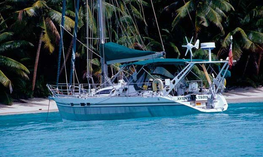 Jimmy vil bl.a. fortælle om sine oplevelser på alverdens have og om planlægning og forberedelse af Ocean Crossing.