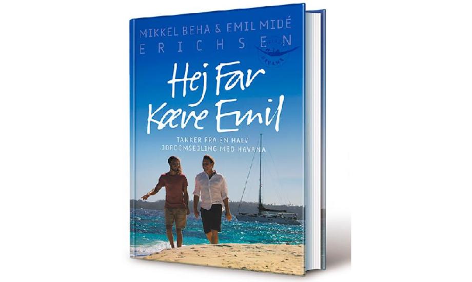 Bogen giver et ærligt indblik i livet langt fra Danmark og den tvivl, der også følger med. Foto: SAXO
