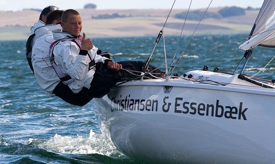 CB66eren vinder frem. Den forhandles i dag i Roskilde af Jesper Strands.