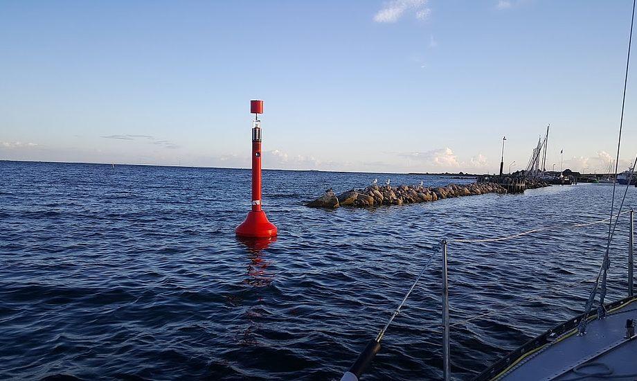 """Kli for eksempel på """"maritime oplevelser"""" havneguiden og find begivenheder som sælsafari, maritim byvandring, snorkling og fisketure. Her ses Reersø. Foto: Troels Lykke"""