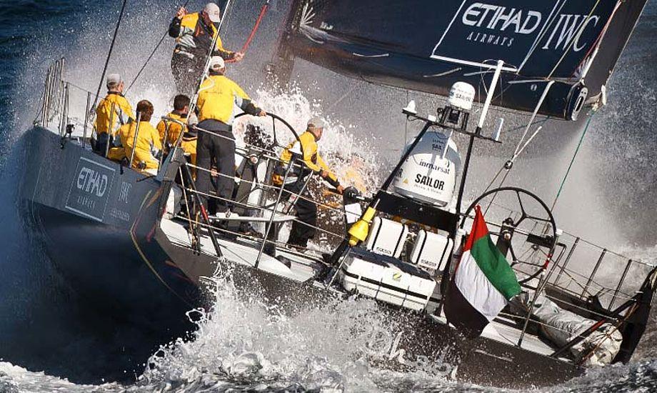 Abu Dhabi-båden er klar i morgen. Er du også i det virtuelle spil.