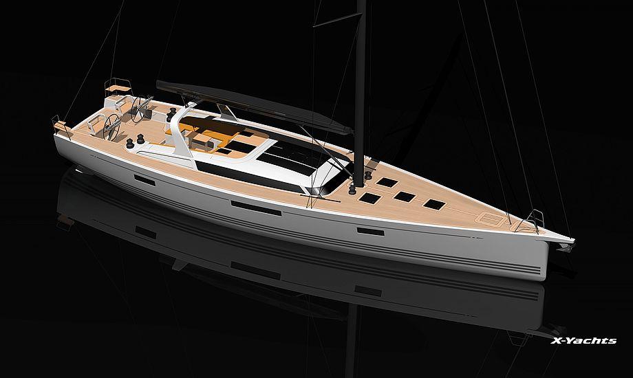 X6 er et nyt navn i vores produktbetegnelser, og dog ikke, siger Niels Jeppesen.