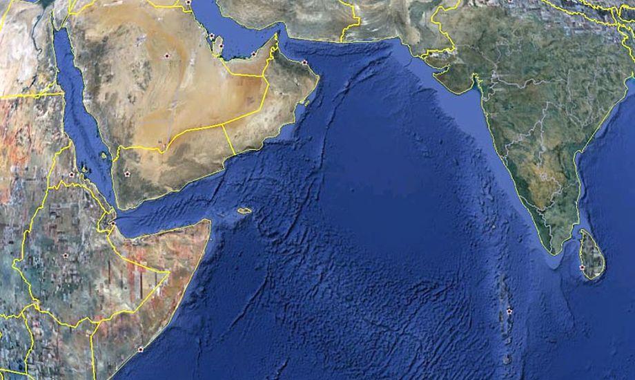 Hvis Det Indiske Ocean ikke kan besejles, er der kun den lange vej syd om Afrika tilbage.