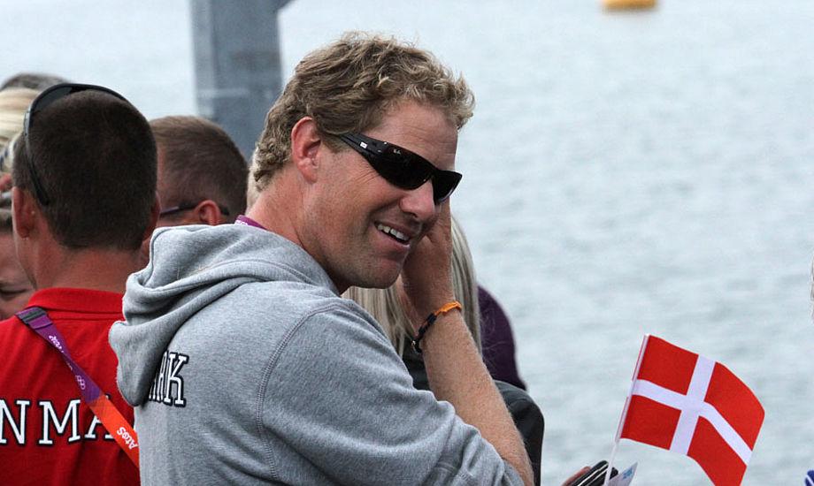 Thomas Jacobsen ses her under OL, hvor det gik godt med to danske medaljer. Foto: Troels Lykke