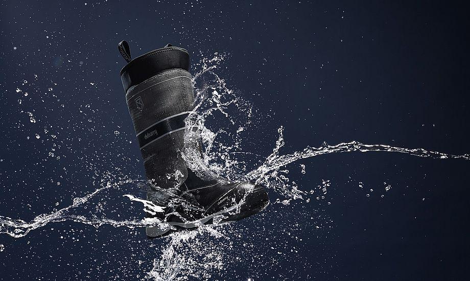 Dubarrys nye støvle, Fastnet, er både åndbar og vandtæt. PR-foto.
