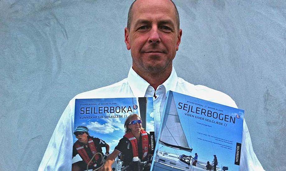 Sejlerbogen er blevet til over en årrække, og er oprindelig udviklet i samarbejde med Norges Seilforbund, fortæller Øyvind Bordal