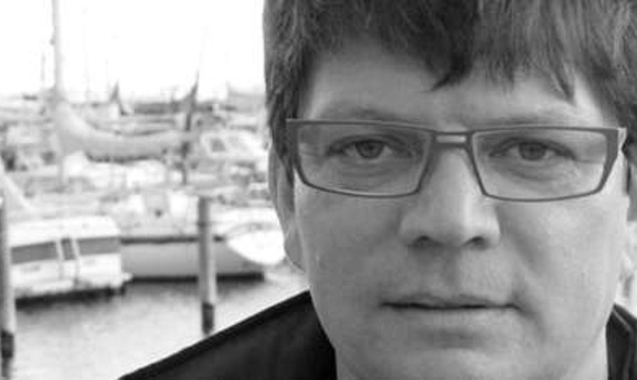 Gert Toft fra Pantaenius i Skive vil være med til at udvikle sejlsporten. Foto: Troels Lykke
