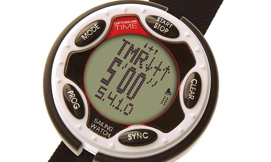 Knapperne på uret er blevet større, så de kan betjenes med handsker på. Foto: Optimumtime.com