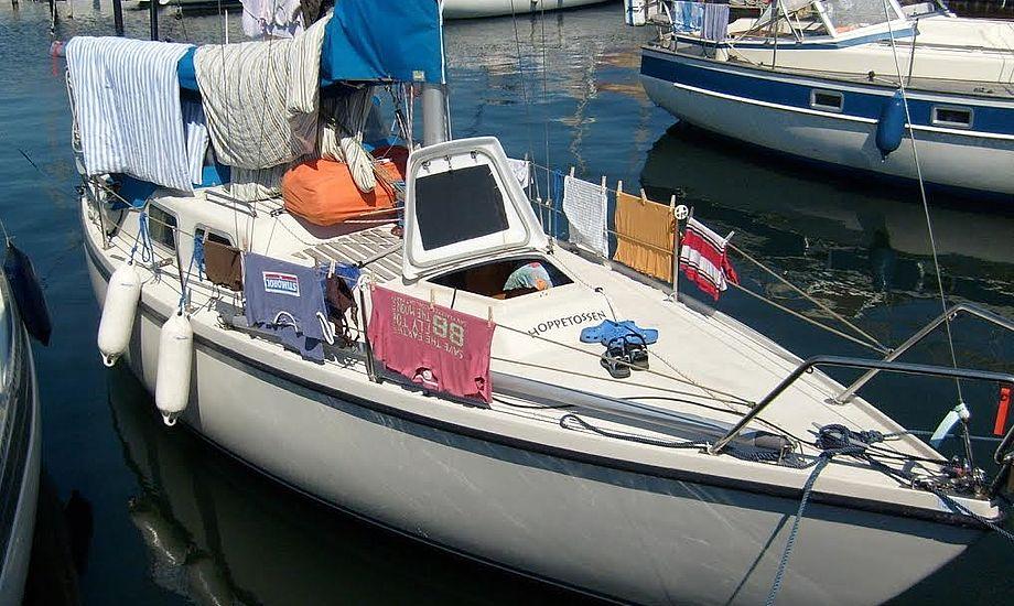 Mange sejlerskole-elever drømmer om at sejle på sommerferie med familien i egen båd, men vil gerne vide lidt mere om tursejlads, inden de kaster sig ud i det. Foto: Steen Hillebrecht, VSK