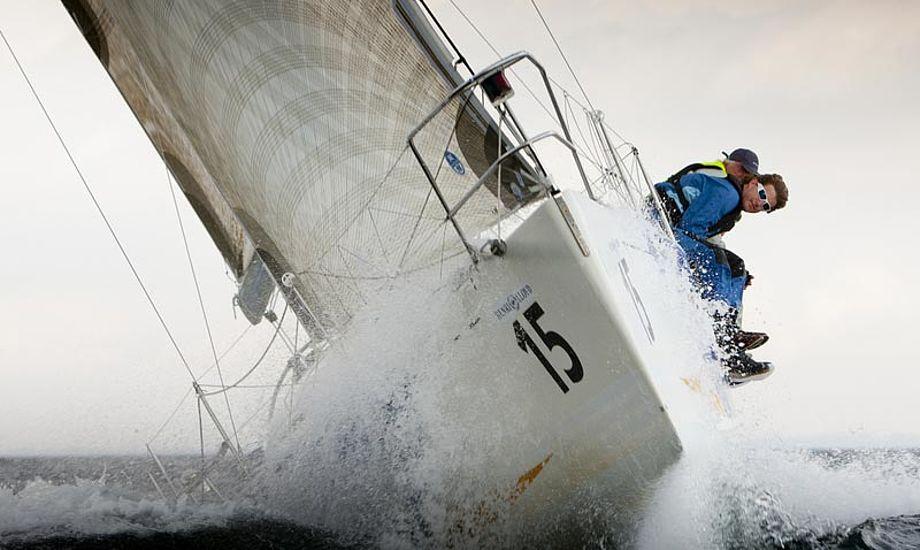Danish Big Boat Series skal afvikles over fire sejladser. foto: Mick Anderson/SailingPix