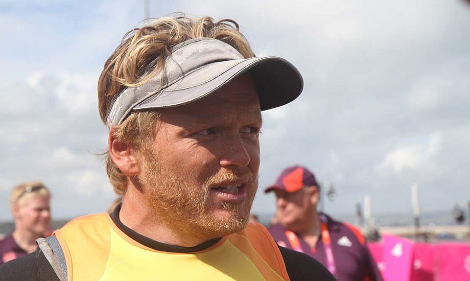 Jonas Høgh-Christensen vil gerne sejle America's Cup, det vil alle danske topsejlere sådan set gerne, mener han. Foto: Troels Lykke
