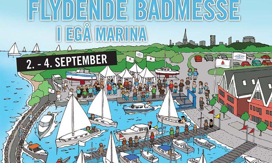 Foreløbigt kan både som Hallberg Rassy, Dufour, Bavaria, Greenline og Delphia ses i Egå til september.