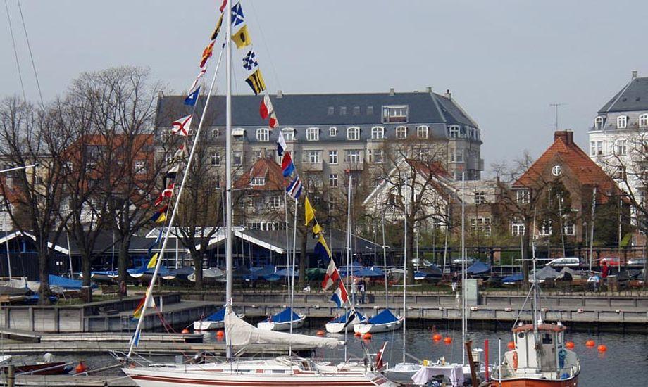 Heureka i hjemhavnen Hellerup. Foto: Niels Kjøng