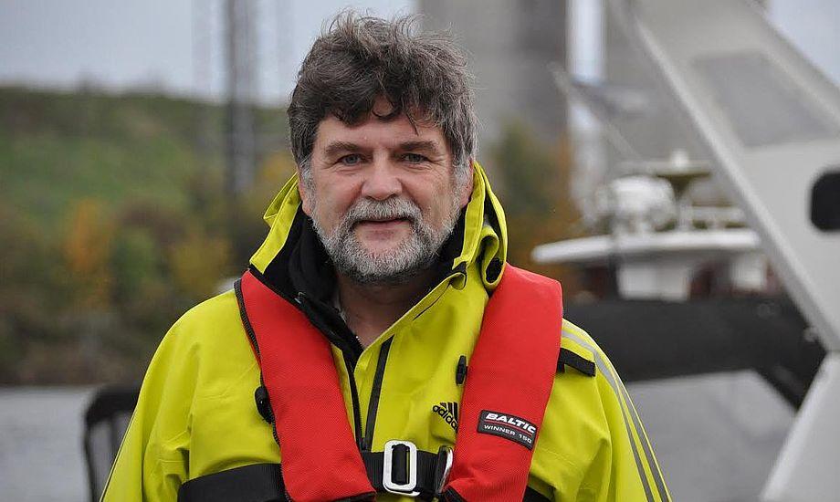 Sten Emborg runder om få dage sit femte år som daglig leder af Søsportens Sikkerhedsråd. Foto: Leif Nielsen