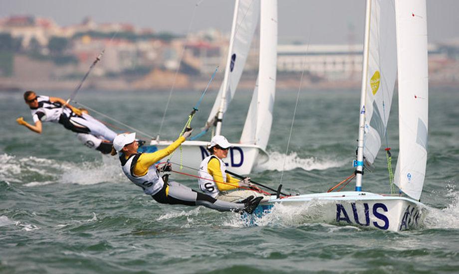 Er 470-jollerne med ved OL i 2016 i Rio?