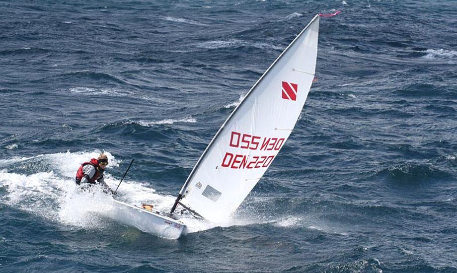 Nogle af verdens bedste Zoom8-sejlere kommer fra Danmark. Arkivfoto