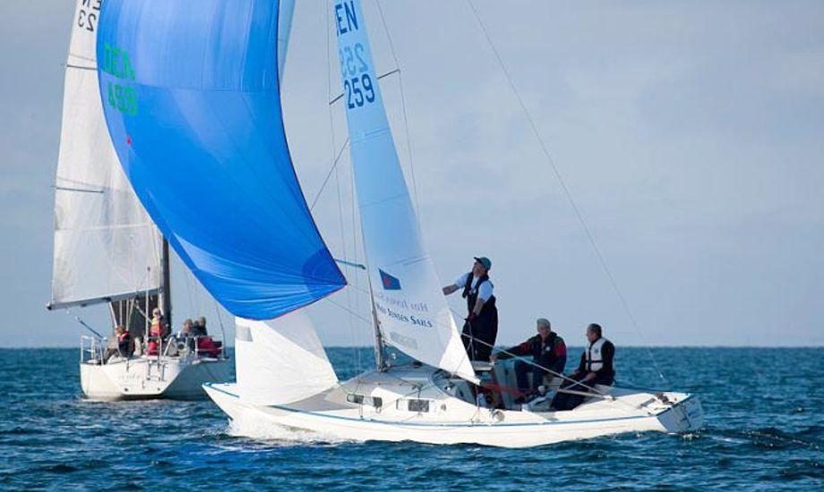 BådNyt Sailors Cup er imellem de syv kapsejladser i Øresund Cup. Foto: BSS