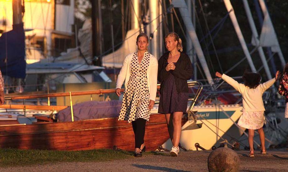 I 2013 har Göta kanal også en ny prisklasse til de mindste både, op til 5,99 m. Foto: gotakanal.se