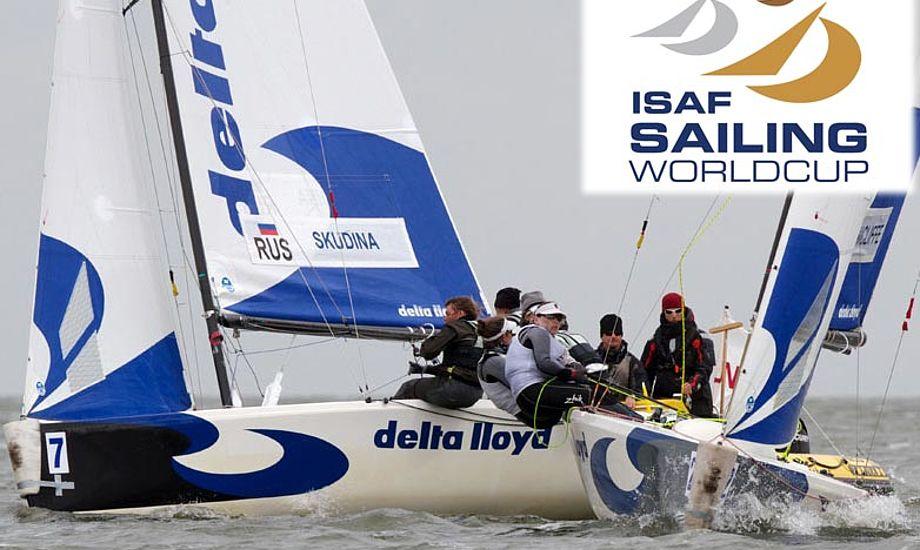 ISAF vil overtage alle rettigheder til World Cup´en, arrangørerne skal stadig afholde udgifterne. Foto: sailing.org/Margje Tempelaars