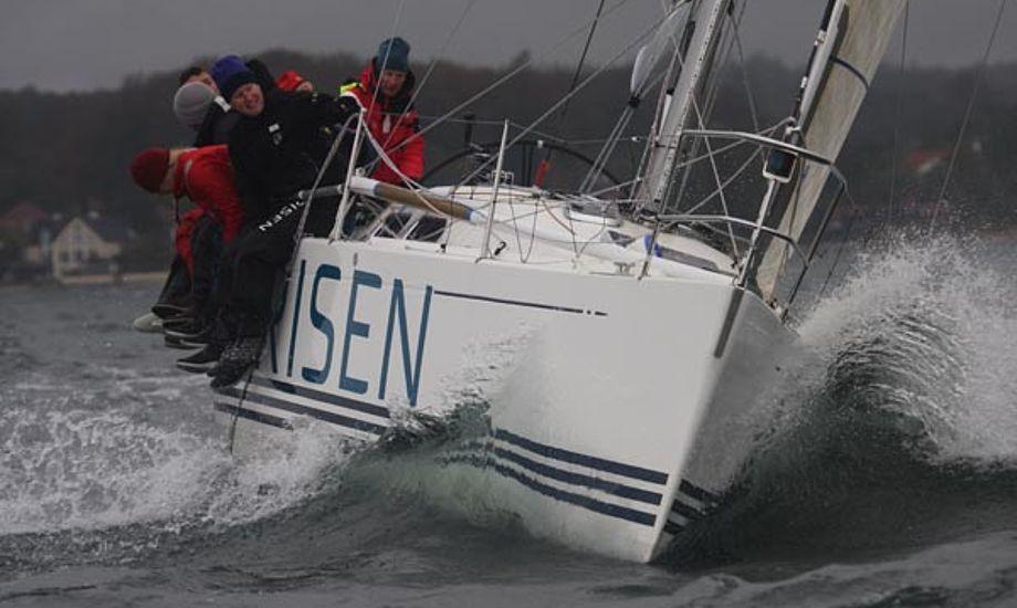 x-35 på kryds på Øresund