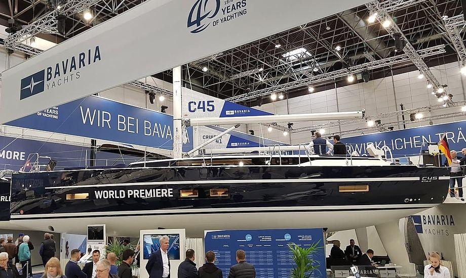 Bavaria Yachtbau har tillige hyret omstruktureringsekspert Dr. Tobias Brinkmann fra Brinkmann & Partner. Foto: Troels Lykke