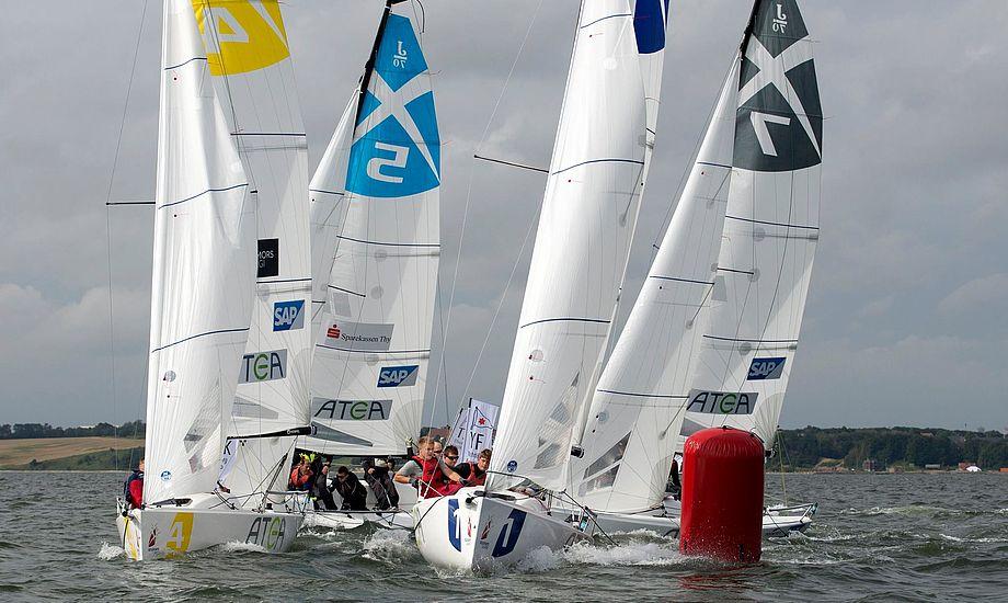 To nye ligaklubber, en maritim efterskole og en tidligere ligadeltager udgør de fire nye navne i Sejlsportsligaens 2. division, når næste sæson skydes til foråret.