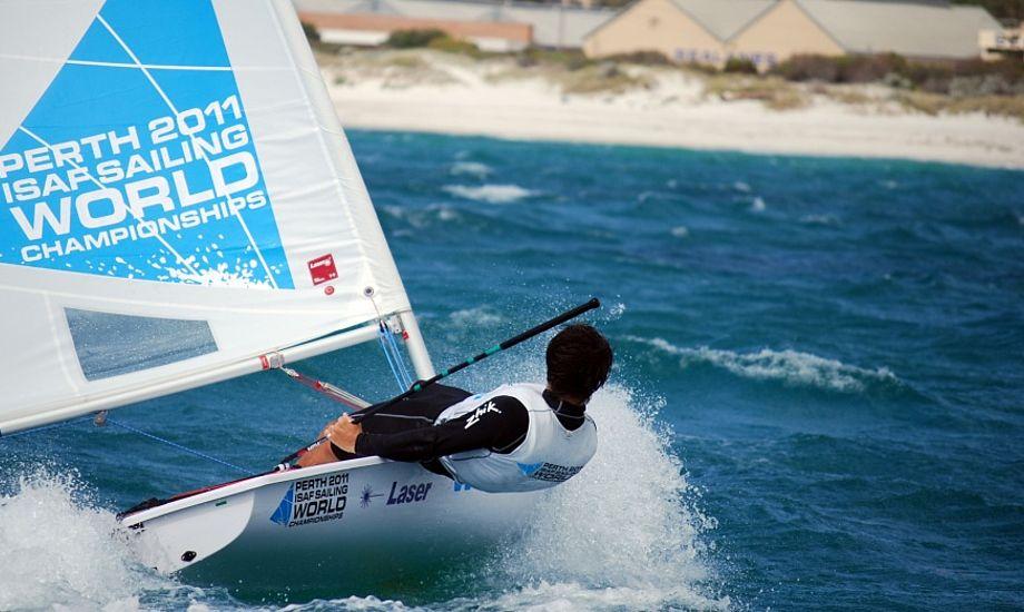OL sejlerne forventer god vind til VM