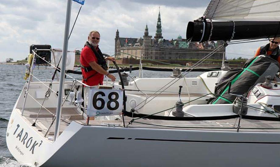 Erik Berth under en tidligere Watski2Star. Foto: Troels Lykke