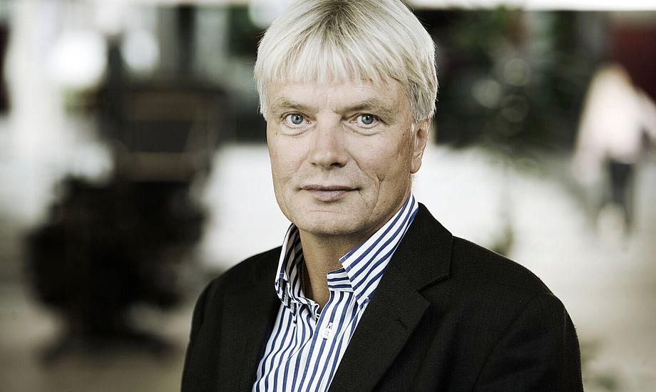 Lars Kabel er initiativtager, forfatter og medforfatter til 15 rapporter og bøger om journalistik, nyheder, udlandsdækning, Digital Urban living og Media Flow. Foto: Anders Hviid