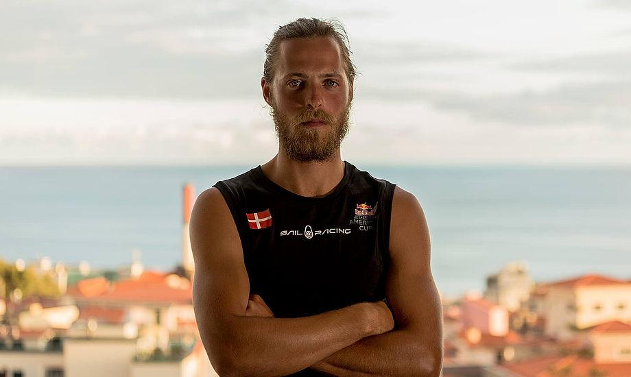 Daniel Bjørnholt fra Svendborg har før deltaget i Redbul Youth America's Cup. Fotos: Søren Wiegand