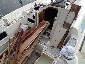 Frisk båden op med ny vægbeklædning sådan gør du Minbaad.dk