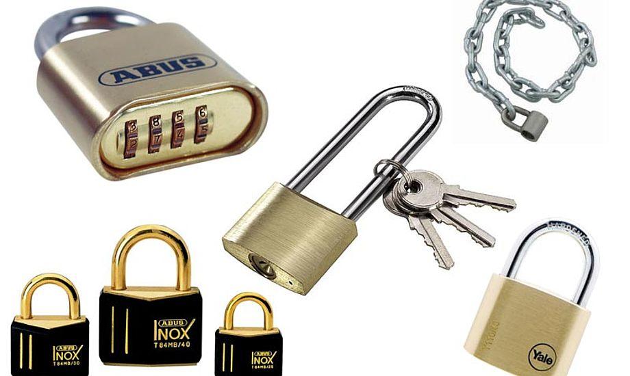 Der findes et utal af forskellige låse. Find ud af om dine er godkendt.
